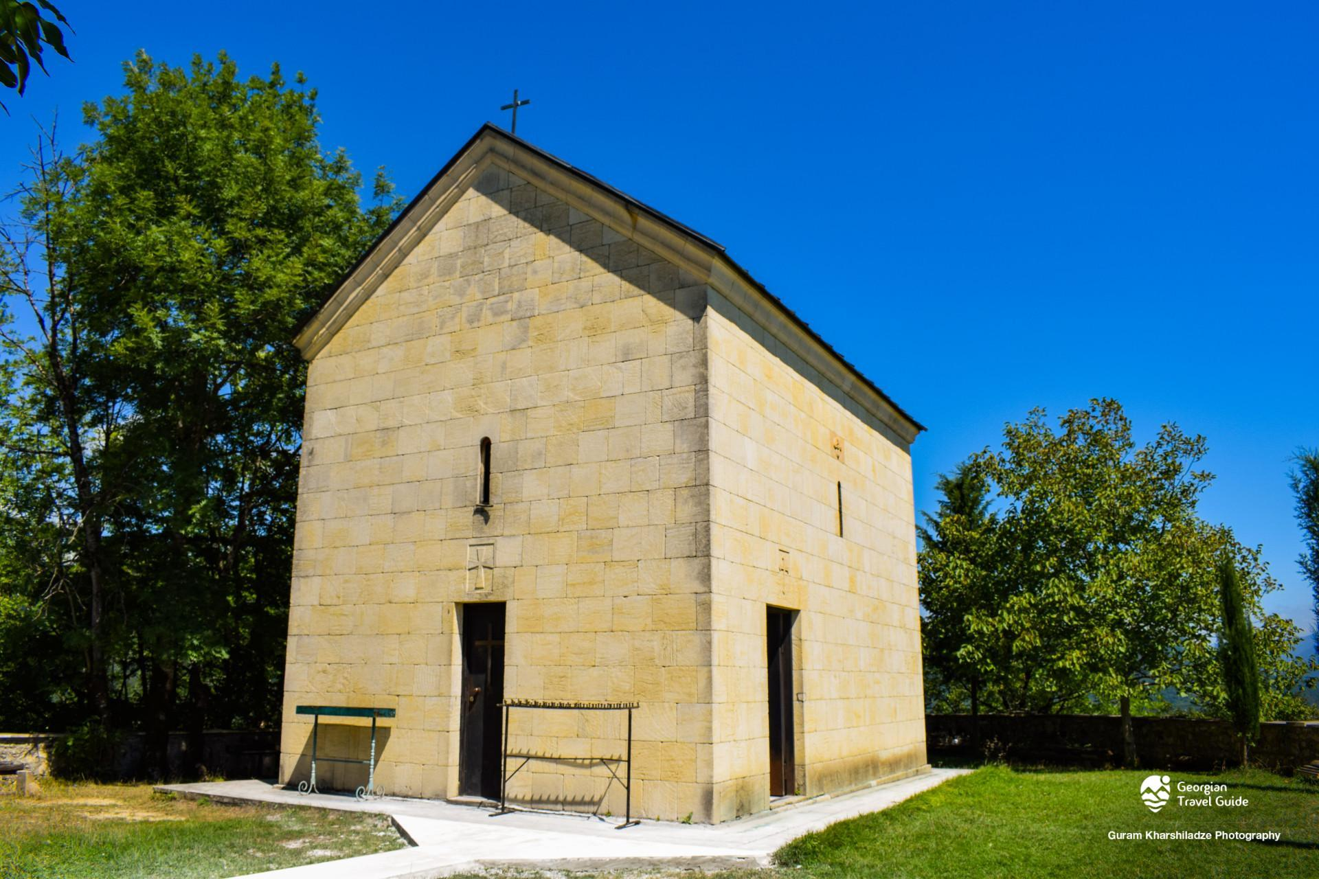 Dunta Gorijvari Church