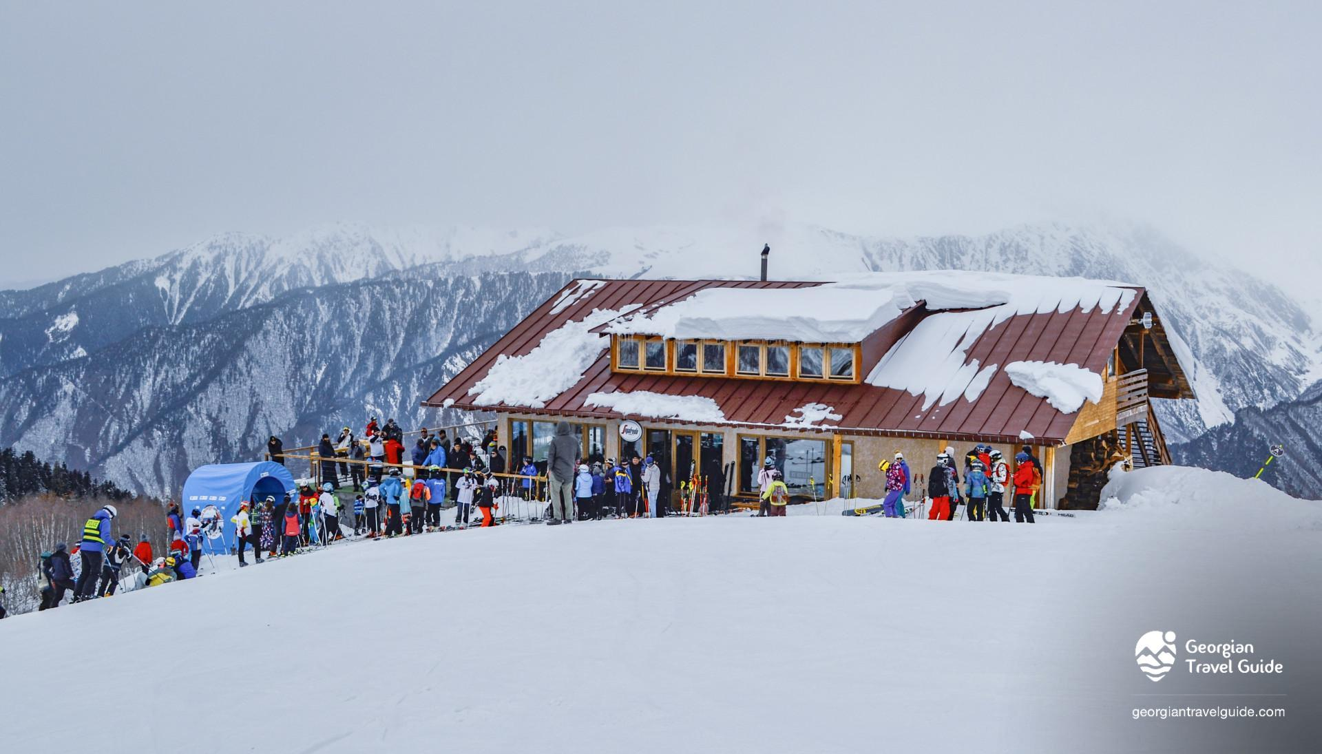 Hatsvali Ski Resort
