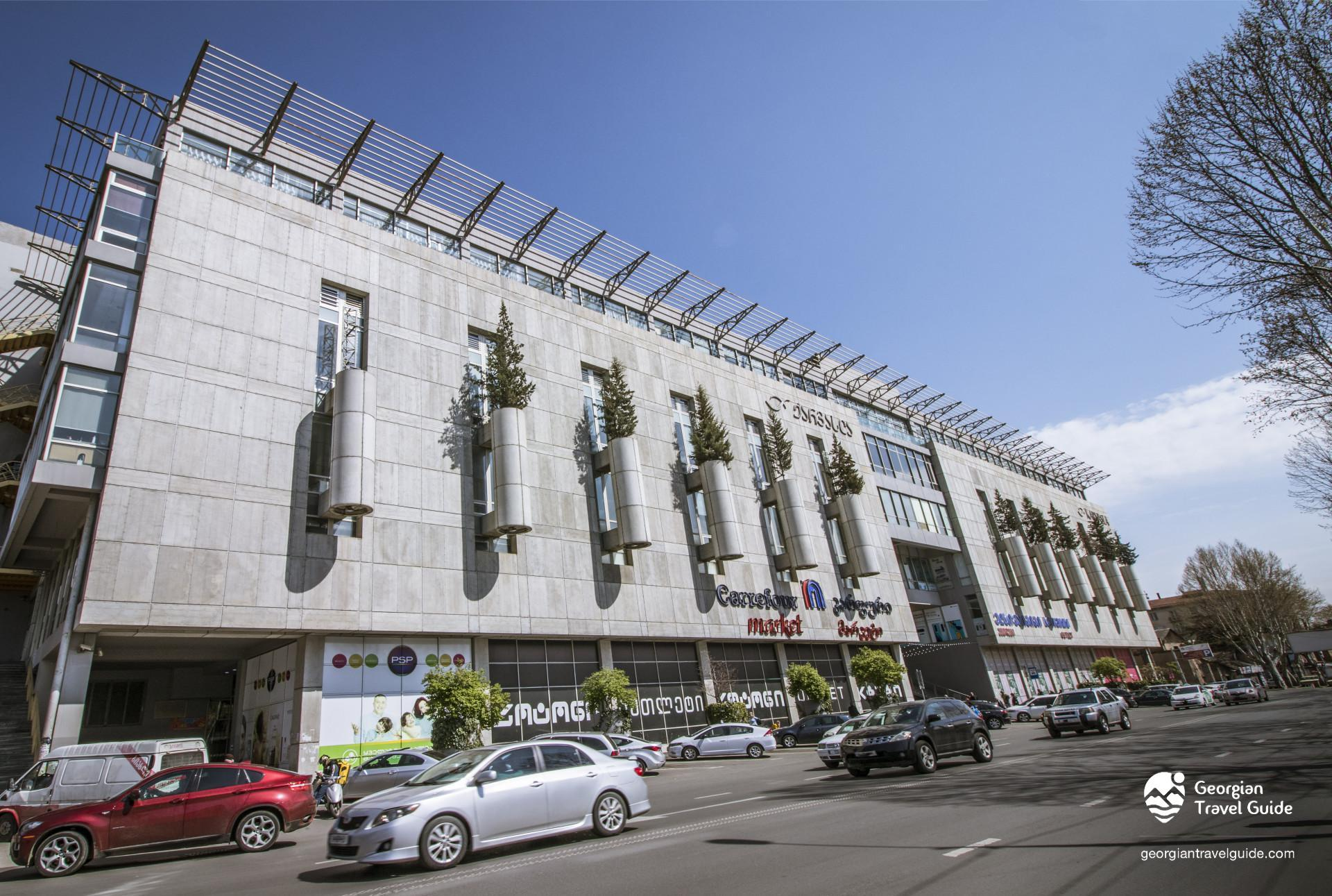 Karvasla Shopping Mall & Business Center