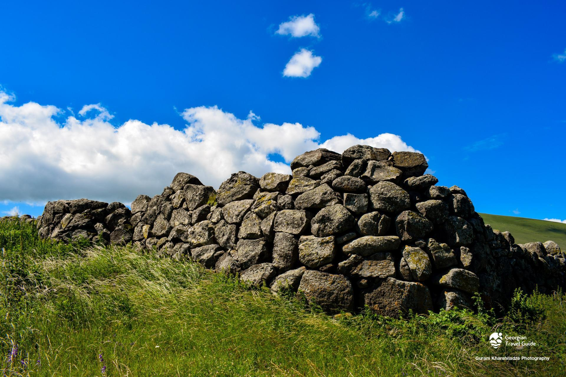 Nardevan Cyclopean (Megalithic) Fortress