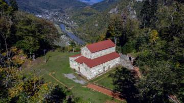 Fotoleti church, Akhaldaba, Borjomi